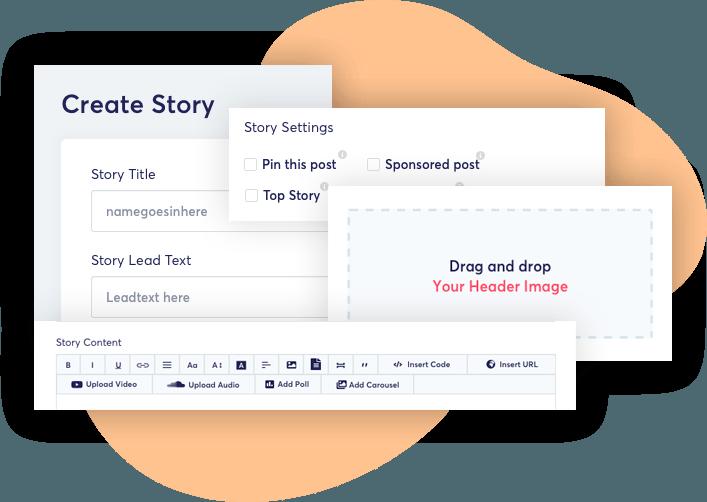 Story erstellen