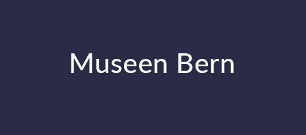 Museen Bern Logo